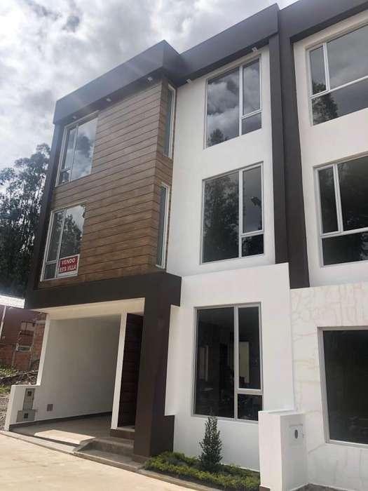 Se vende casa por estrenar de 5 dormitorios en Patamarca