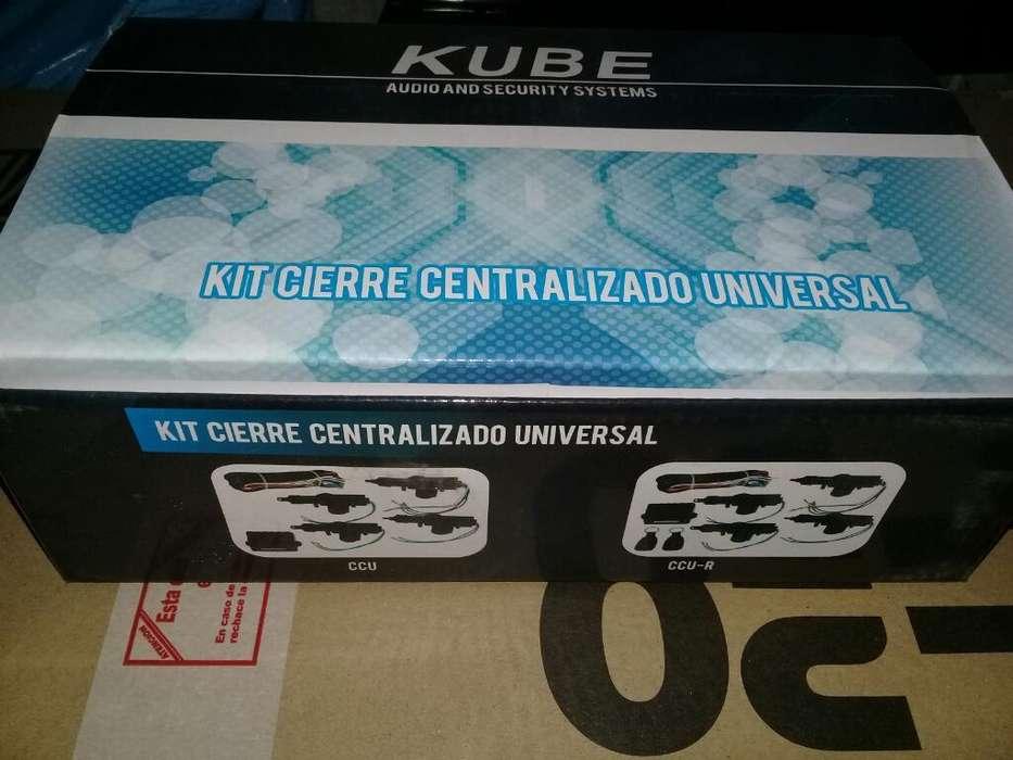 Kit Cierre Puertas a Control