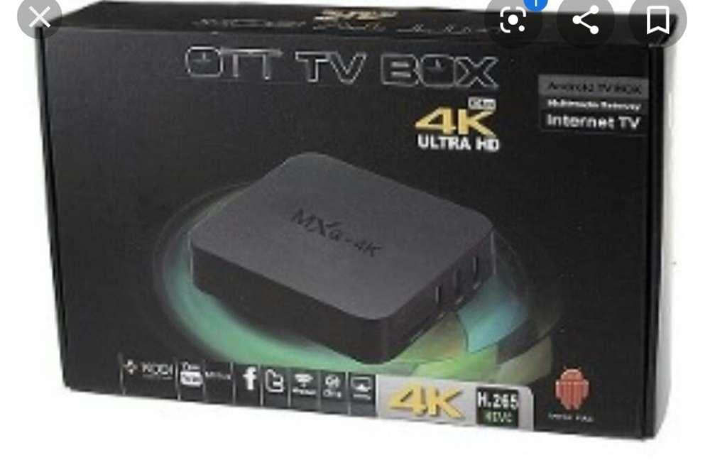 Converti Tu Tv en Smart_ Tv Box_