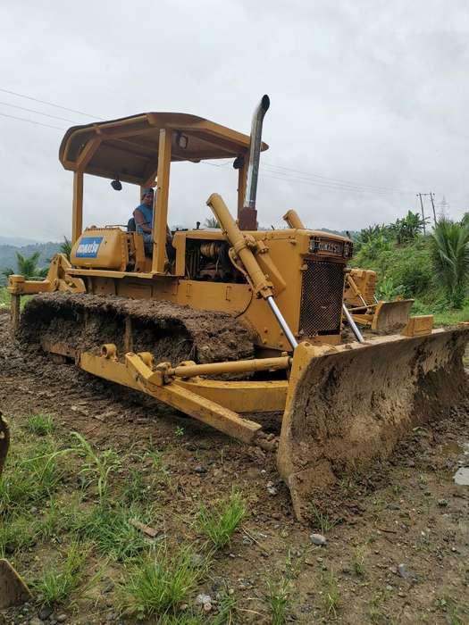 Venta de Tractor Komat'su D65a