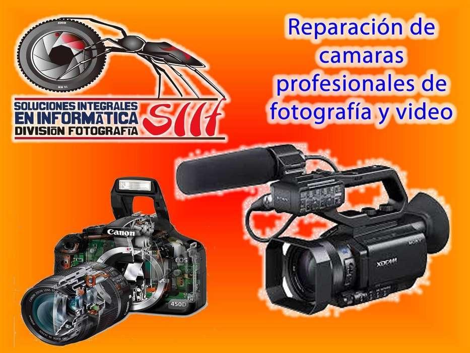 Lentes Profesionales Reparación y Mantenimiento.