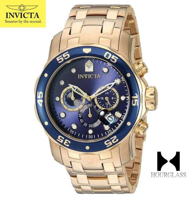 Reloj Invicta 0073 Pro Diver Nuevo En Caja