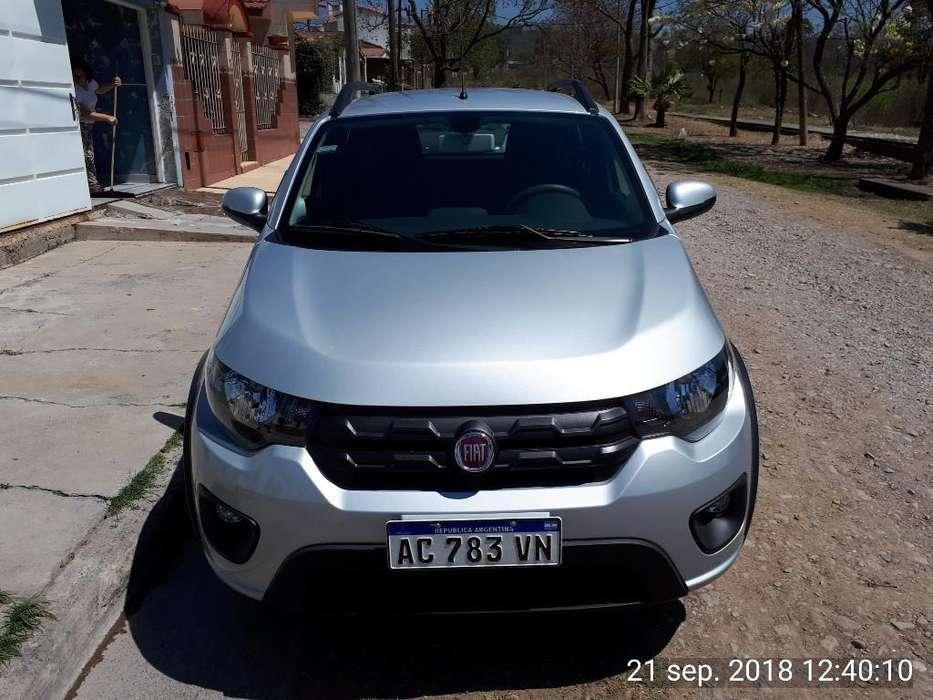 Fiat Mobi 2018 - 700 km
