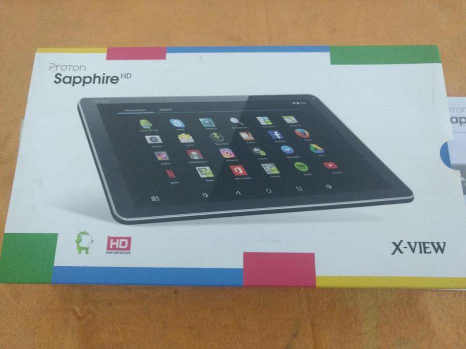Vendo Tablet Xview 10