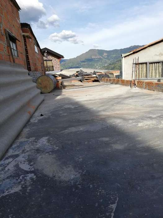 Terraza para 2 Pisos en Altos de Niqua