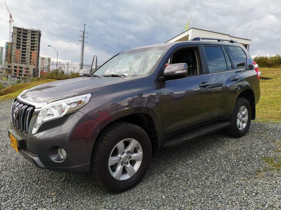 Toyota Prado 2016 - 55000 km