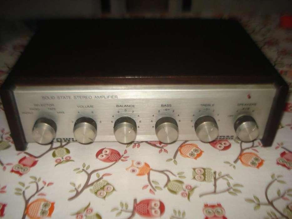 Amplificador Kyowu Edm 40 De Coleccion Prende se escucha bajito