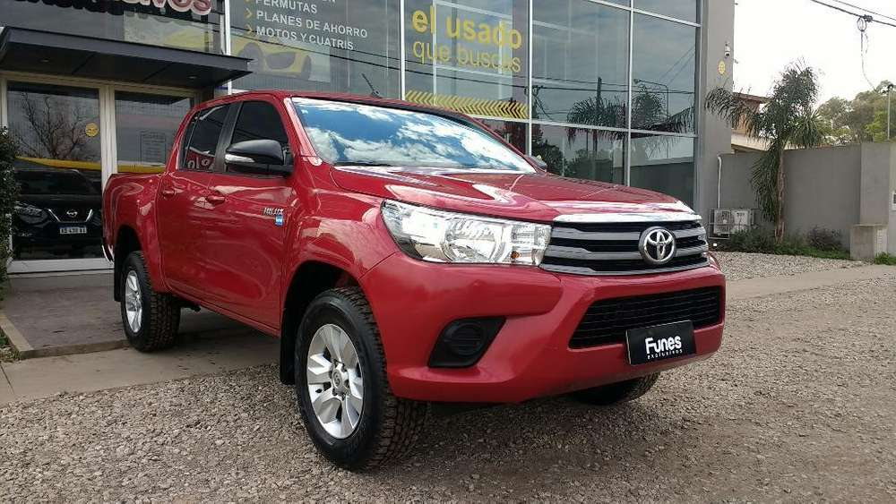 <strong>toyota</strong> Hilux 2016 - 51000 km