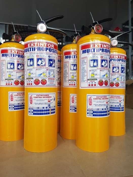 Extintores por Mayor Y Detal