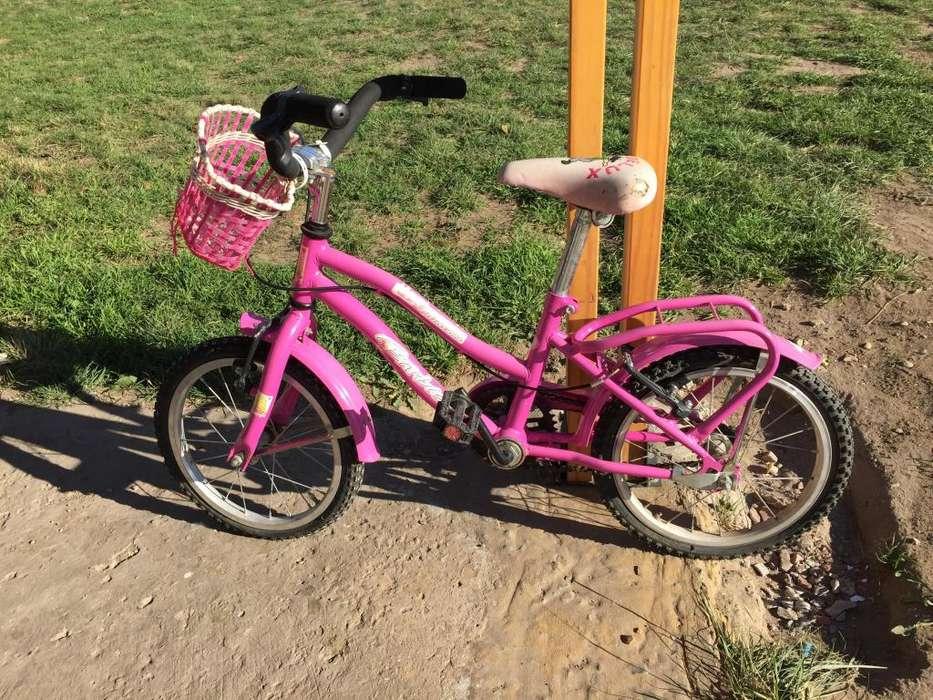 Día del niño! Bicicleta para nena rodado 14