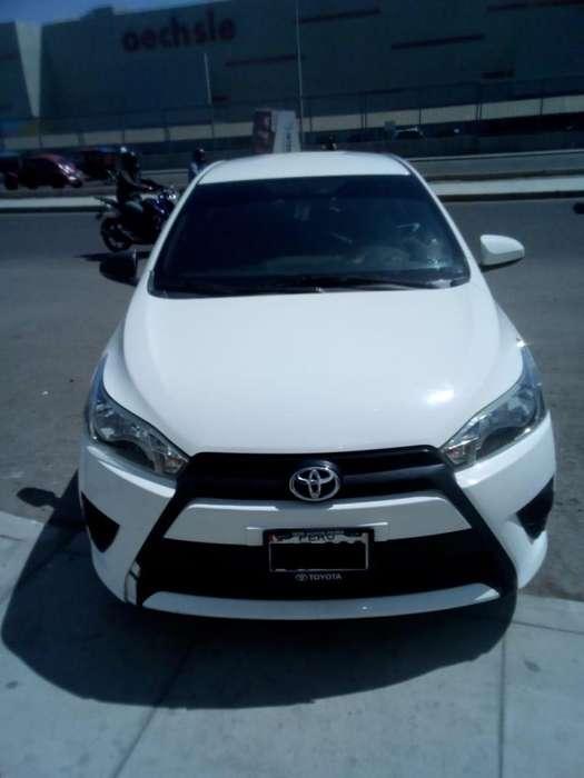 Toyota Yaris Hatchback 2016 - 18000 km
