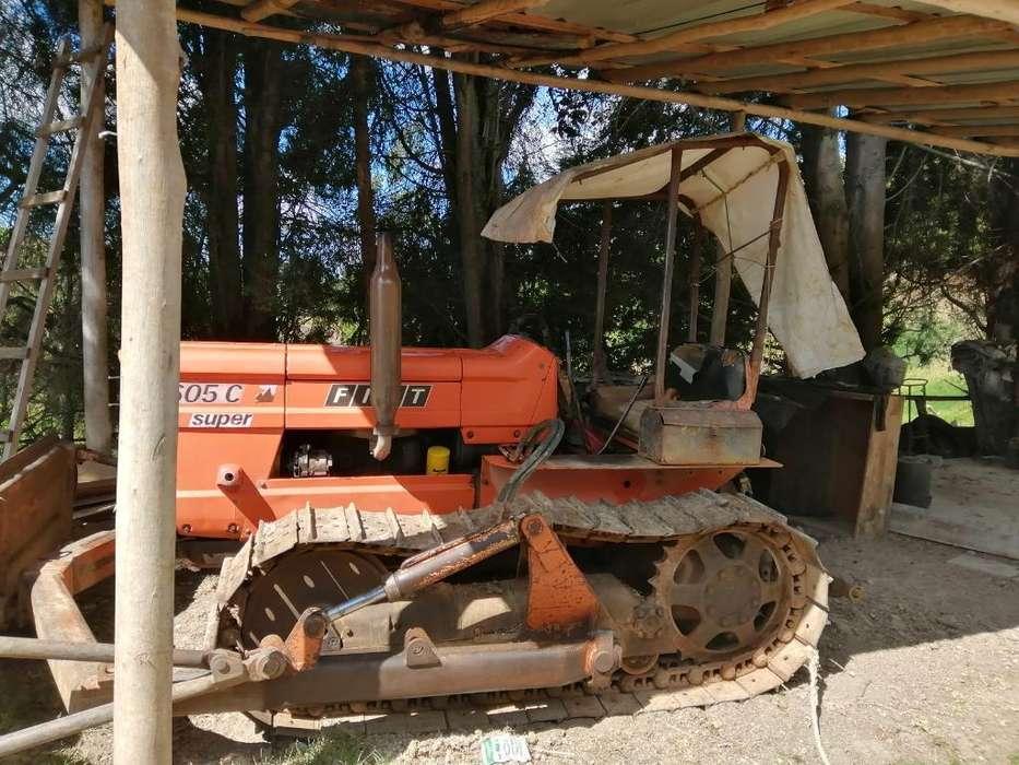 Tractor Fiat Super Montana