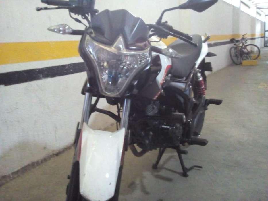 Moto AKT EVO R3 modelo 2015-Papeles al día