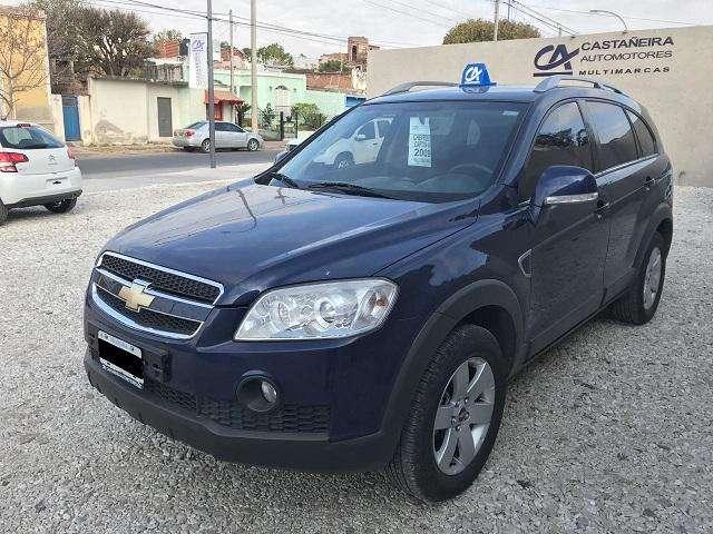 Chevrolet Captiva 2009 - 118000 km