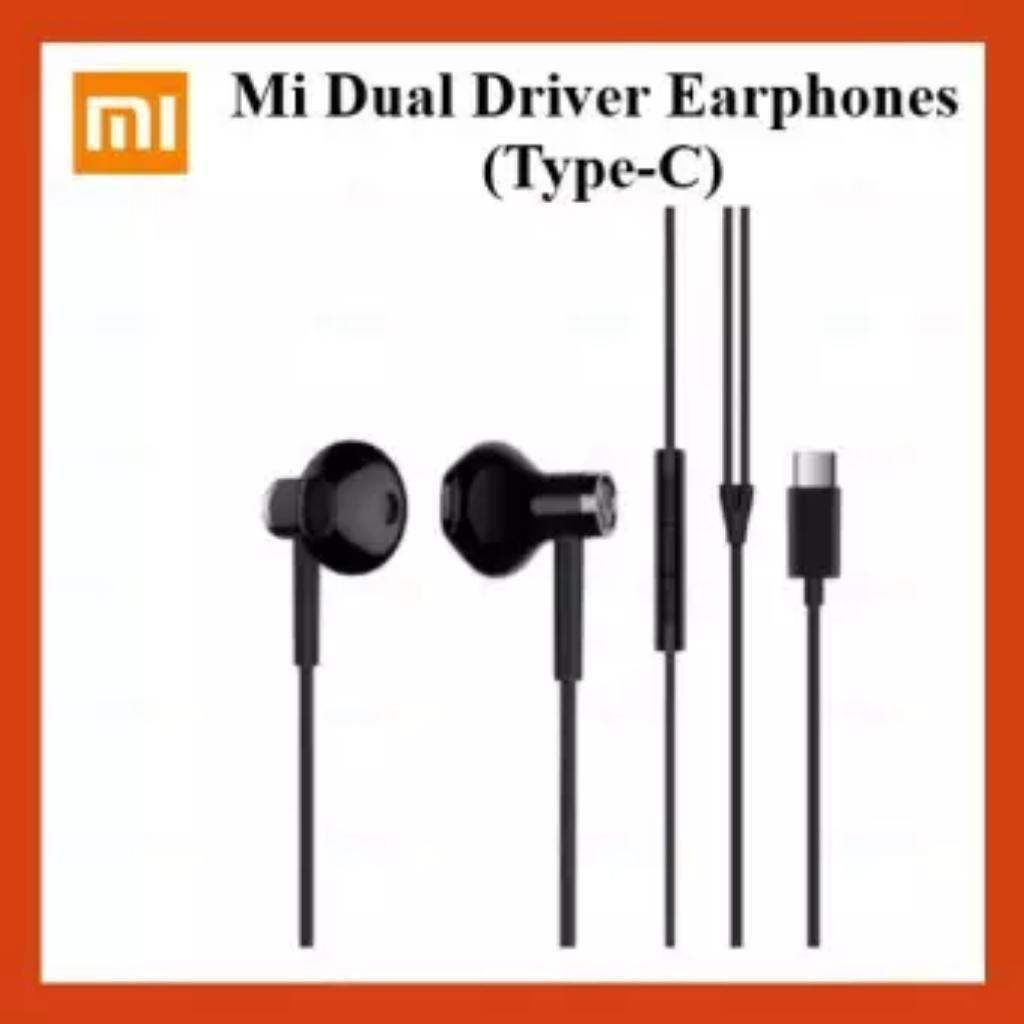 Xiaomi Auriculares Mi Dual Driver Type C