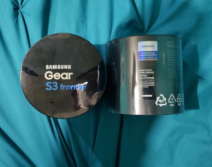 Samsung Gear S3 Frontier Nuevos