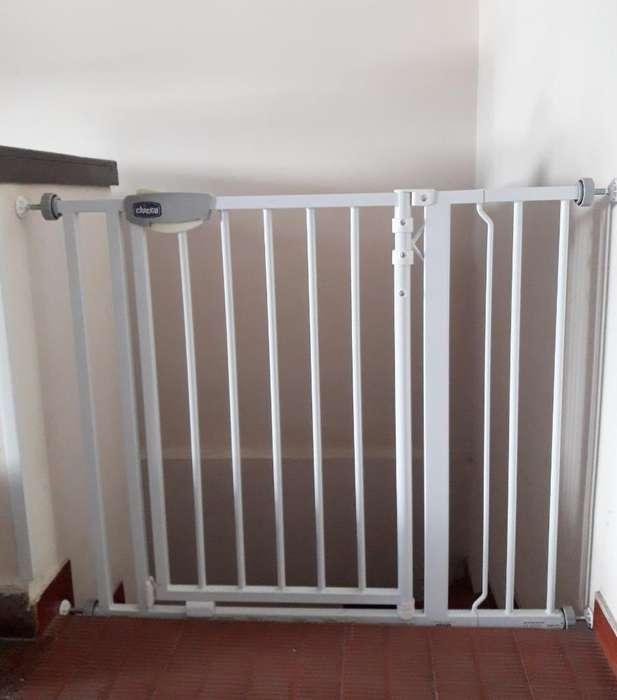 Puerta de <strong>seguridad</strong> con Extensión