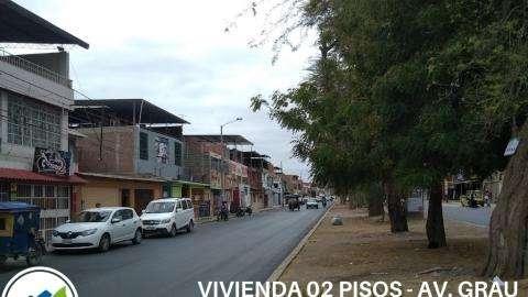 AMPLIA VIVIENDA - ZONA COMERCIAL, AV. GRAU - Piura - wasi_907986