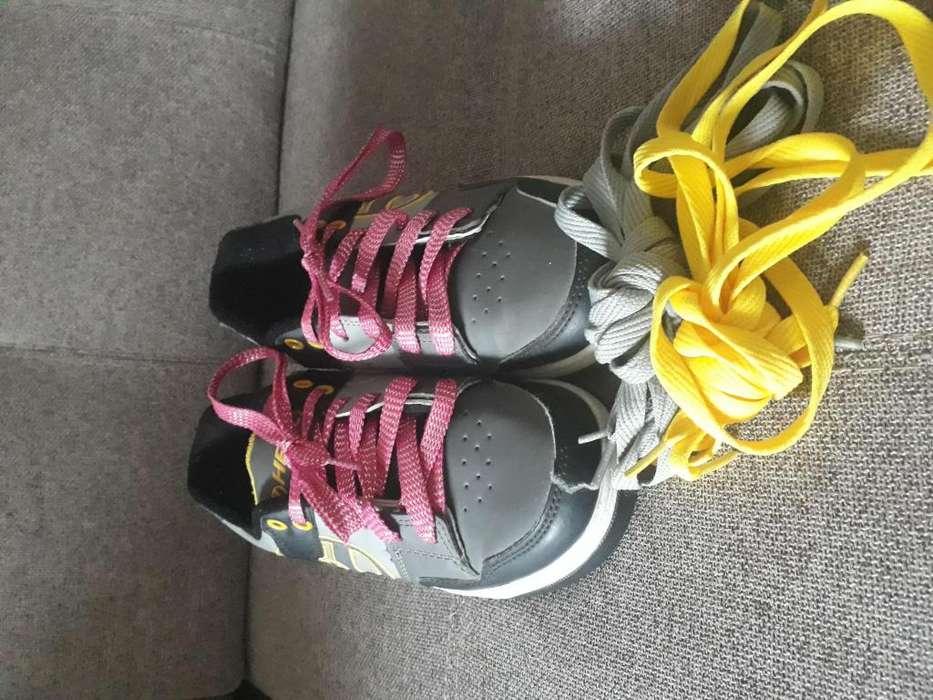 Zapatos tipo patin Unisex