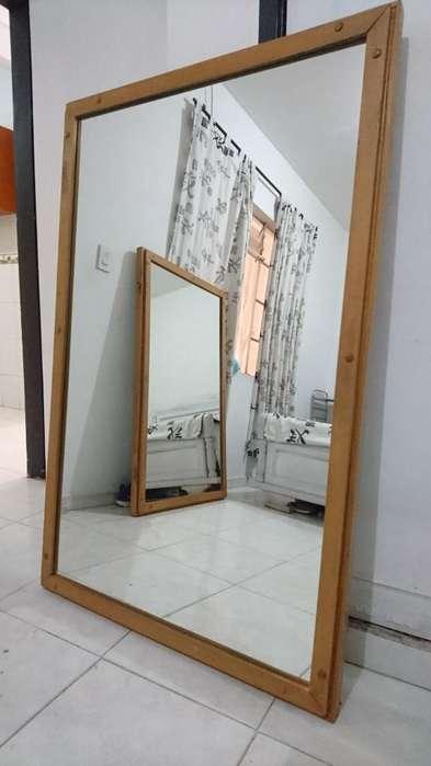 Espejo Gigante en Cristal de Roca Barato