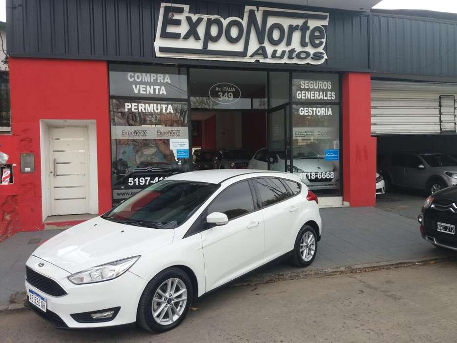 Ford Focus 2017 - 27000 km