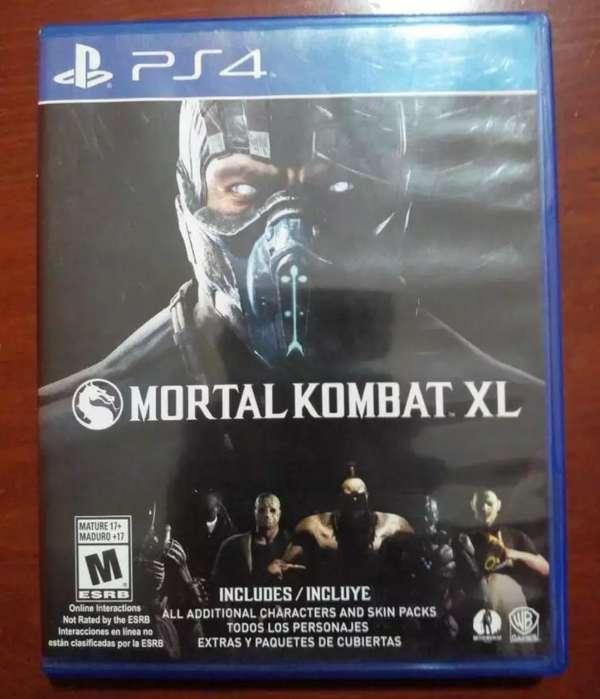 Mortal Kombat Xl Full Ps4