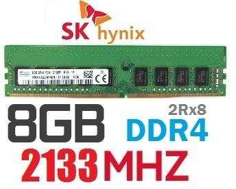 Memoria Ram 8 Gb 2133 Mhz Ddr4 Para Pc TESTEADAS