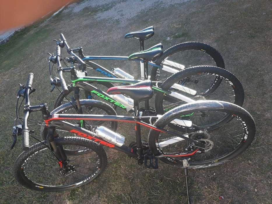 Bicicleta Rodado 29 Foxter Nuevas!!