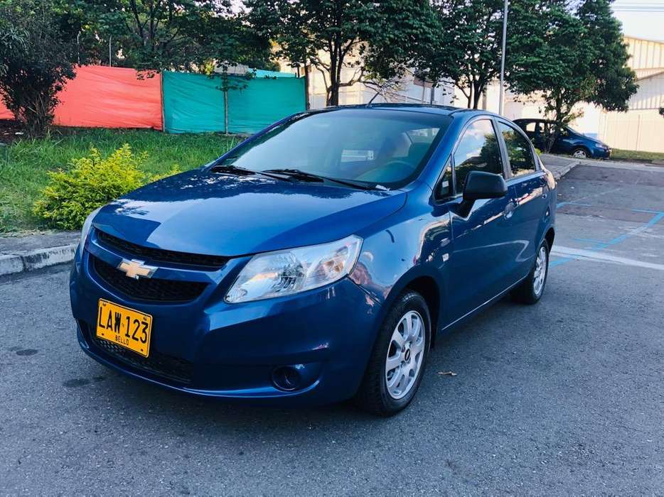 Chevrolet Sail 2014 - 80000 km