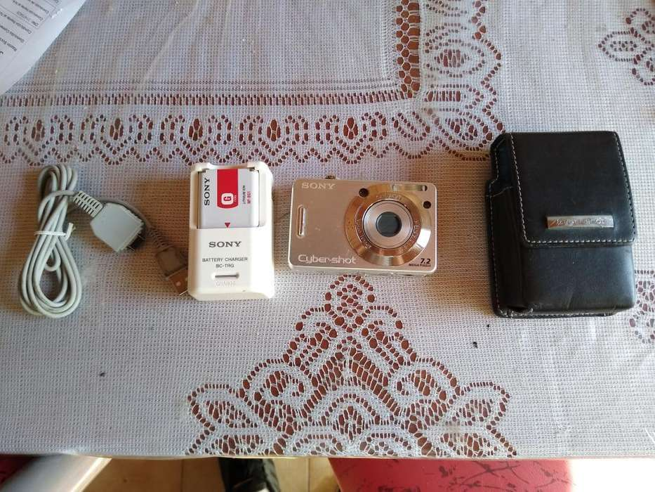 Camara Digital Sony Cyber-shot C Estuche