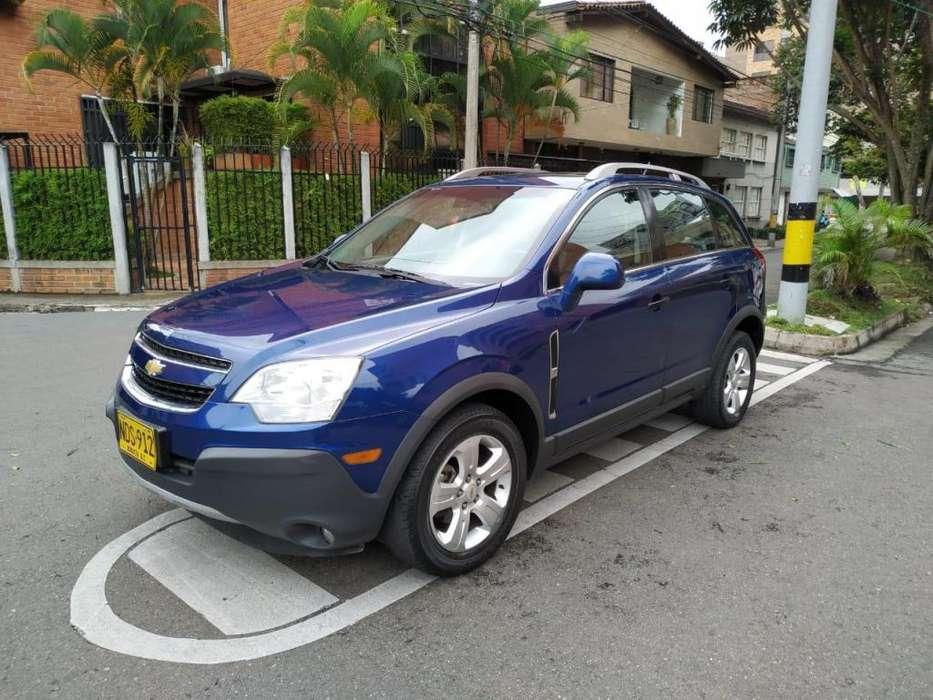 Chevrolet Captiva 2013 - 55000 km