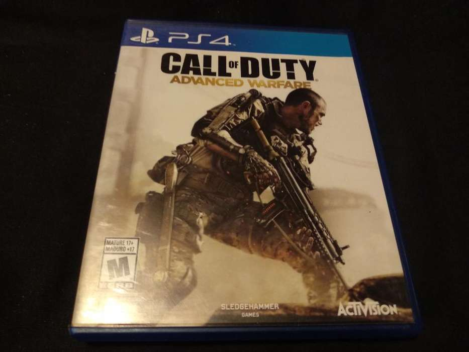 Juego Call Of Duty : Ps4