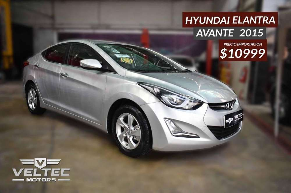 Hyundai Avante 2015 - 34253 km