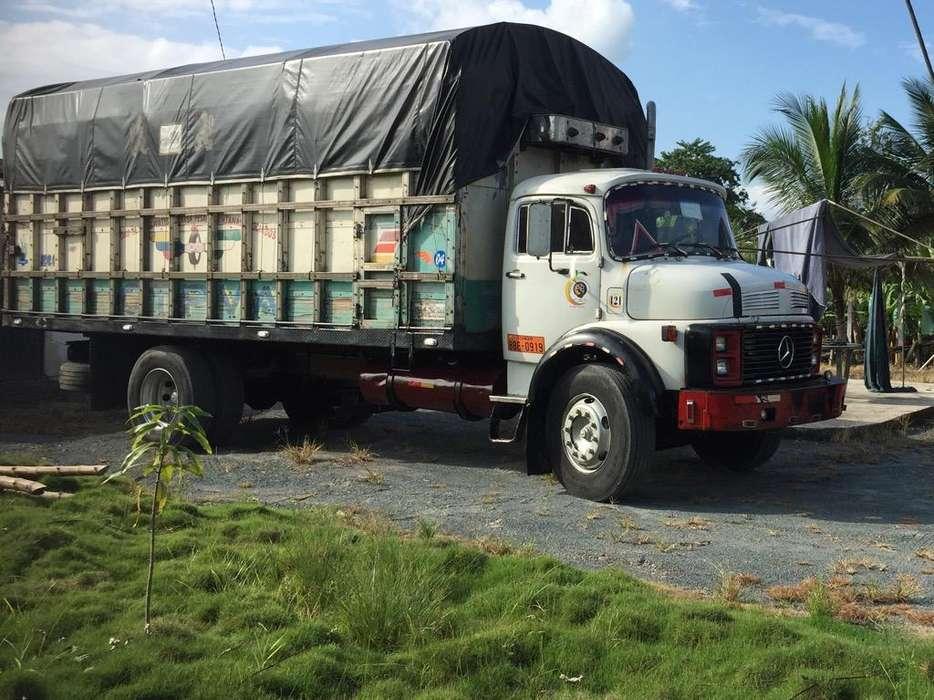 Camion Mercedez 366 Turbo Intercouler