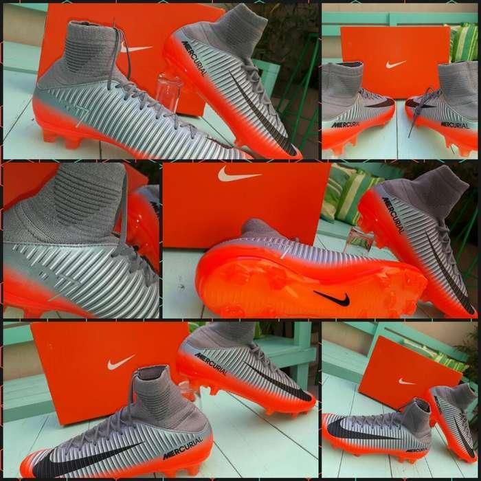 Botines Nike Originales 100 Mercurial