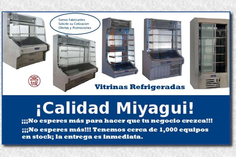 Vitrinas Exhibidoras Refrigeradas, Conservadoras, Camaras Refrigeradas, Congeladoras