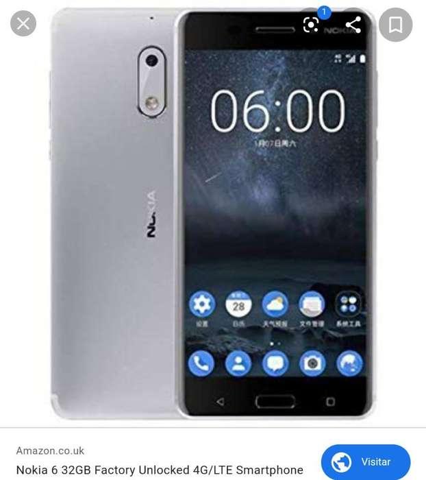 Teléfono Celular Nokia 6
