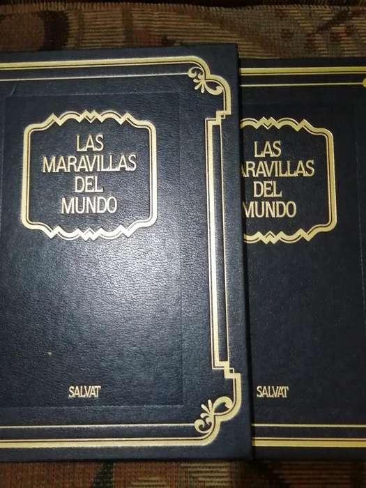 Libros Maravillas Del Mundo