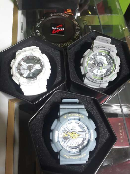 Reloj Casio G-shock Original Oferta