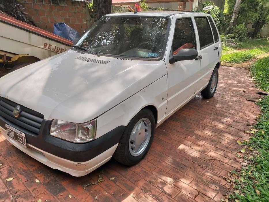 Fiat Uno  2008 - 160 km