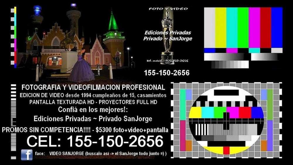 FOTO VIDEO PANTALLA BANNER MURAL 10500 QUILMES 20710404