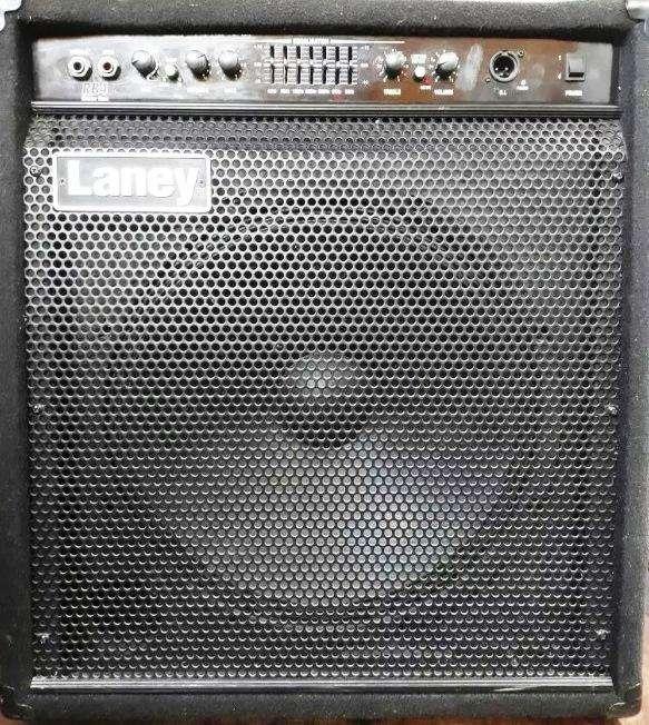 Amplificador de Bajo LANEY RB4 de 160W