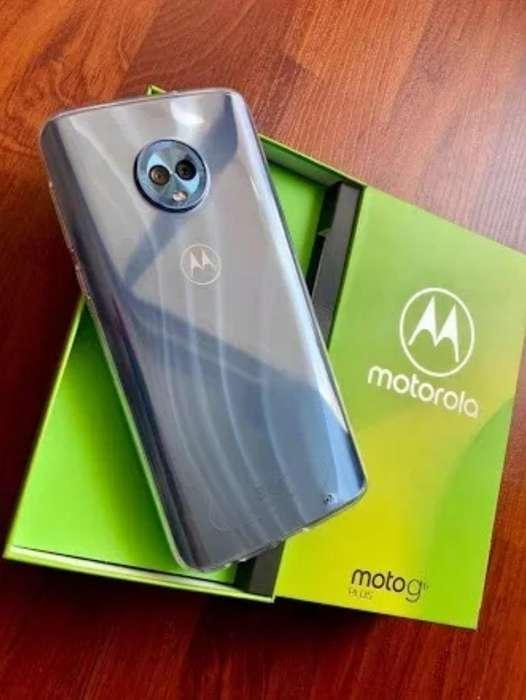 Vendo Moto G6 Plus Nuevo