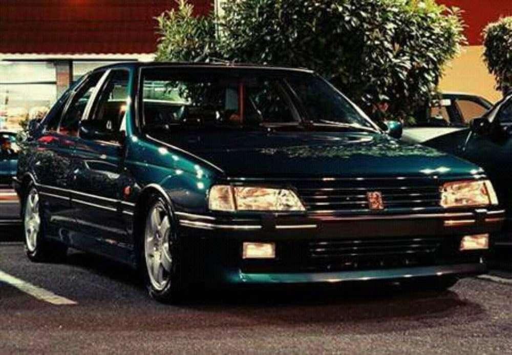 Peugeot 405 1991 - 95000 km