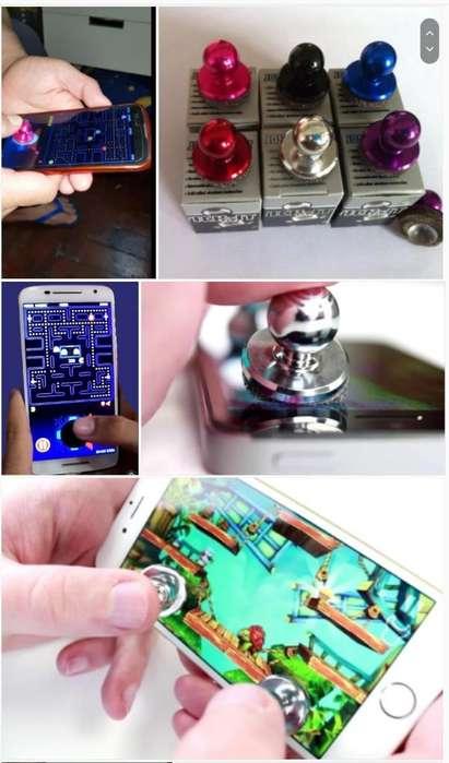 Mini Joystick de Metal para Celu Tablet
