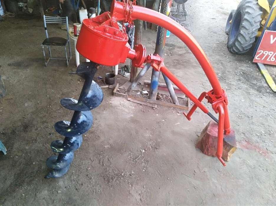 Vendo Hoyadora para Tractor