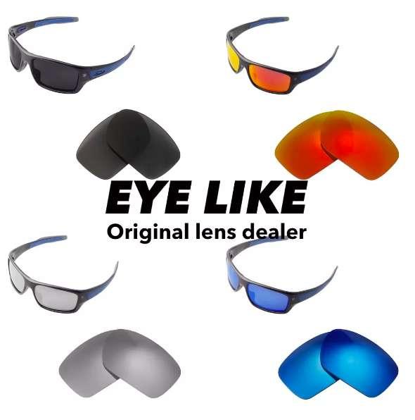 Repuestos De Lentes Y Gafas Oakley Turbine Originales