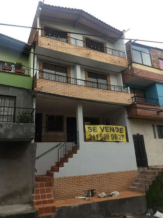 Casa Y Apartamento Itagui Unico Nuevo