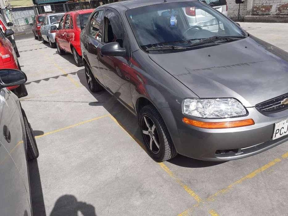 Chevrolet Aveo Family 2014 - 100000 km