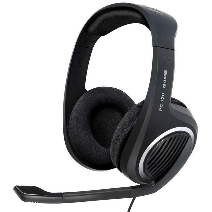 Audifonos PC 320 Sennheiser Alambrico Gamer